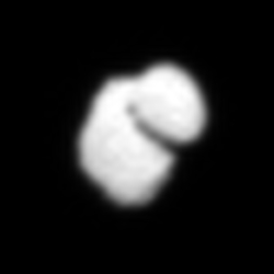 The dual personality of comet 67P/C-G