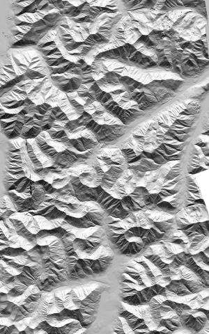 The Greenland Ice Sheet: Now in HD