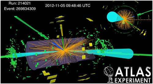 The short but eventful life of a Higgs boson particle