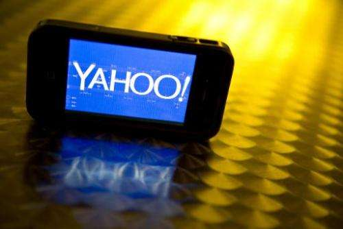 The United States called on Yahoo to disclose data from accounts of 12,533 users, compared with the 4,759 accounts targeted by s