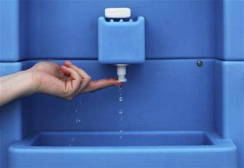 Toilet tech fair tackles global sanitation woes