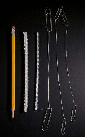 UT Dallas-led team makes powerful muscles from fishing line and sewing thread
