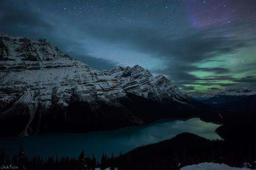 Video: Chasing starlight in the Canadian rockies
