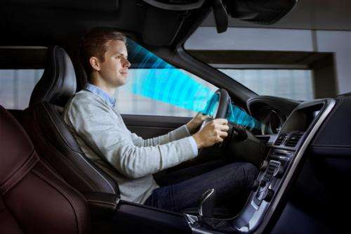 Volvo researches car tech to see if you are sleepy