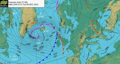 """""""Weather bomb"""" is scary new name for common winter storm"""
