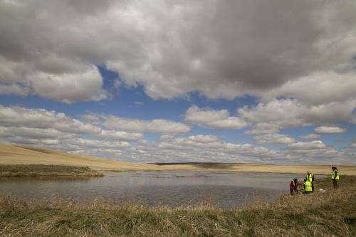 Wells in northern Montana mark big step for carbon sequestration research