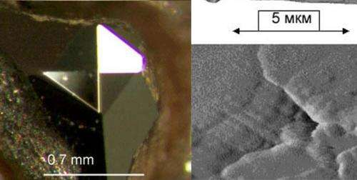 Scientists come closer to the industrial synthesis of a material harder than diamond