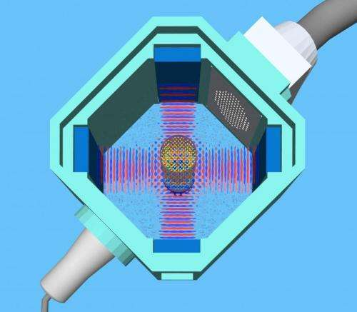 Researchers announce first phononic crystal that can be altered in real time