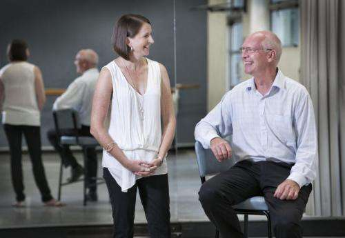 Fighting Parkinson's with the power of dance
