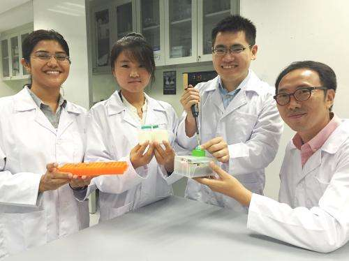Researchers developed world's first instant fluorescent sensor to detect milk fat