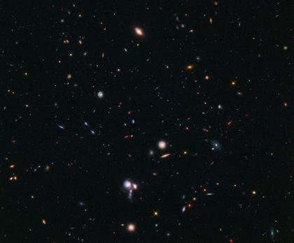 International team to use Hubble Space Telescope for early galaxy hunt