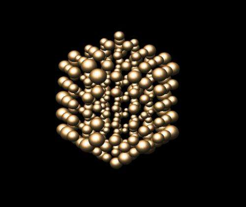 Scientists unveil new technology to better understand small clusters of atoms