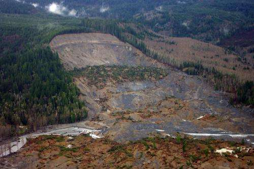 Understanding mudslides and other debris flows through mathematics