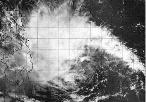 NASA satellite sees Tropical Depression Peipah crawling toward Philippines