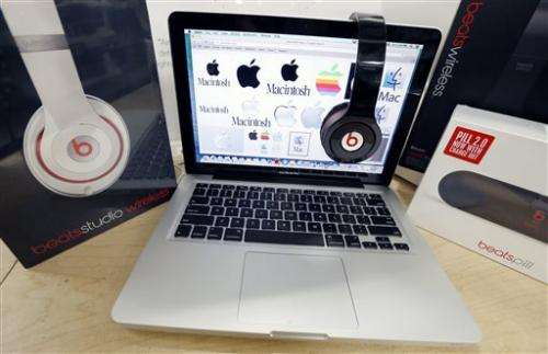 Apple hopes to lift street cred with $3B Beats buy