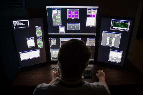 Army collaboration produces new test station for missile warning system
