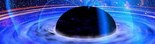 Astrophysicists detect destruction of three stars by black holes