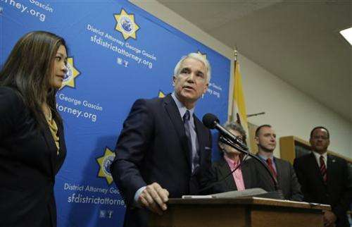 California prosecutors sue Uber; Lyft settles