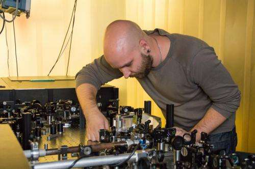 Creating bright X-ray pulses in the laser lab