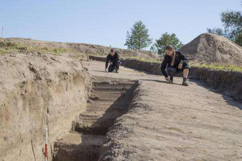 Enigmatic Viking fortress discovered in Denmark