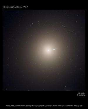 Entire star cluster thrown out of its galaxy