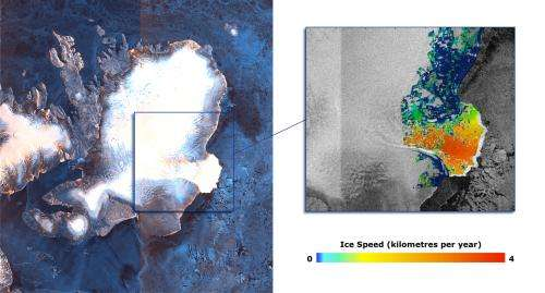 Experts demonstrate versatility of Sentinel-1
