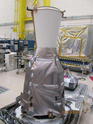 First-of-its-kind Geostationary Lightning Mapper completed for GOES-R satellite