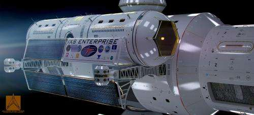 Gorgeous warp ship design delights the internet