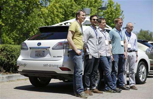 How Google got states to legalize driverless cars