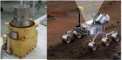 How radiation rules Mars exploration