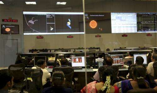 indian mars mission update - photo #4