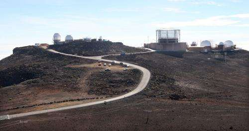 Most powerful solar telescope on earth rises atop Hawaiian volcano