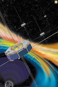 NASA's Magnetospheric Multiscale Mission to provide first 3-d view of Earth's magnetic reconnection process