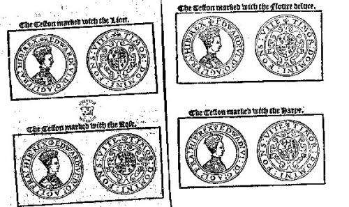 Naughty money: clippers and coiners in 16th-century England