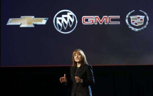 New GM CEO hopes to inspire science students