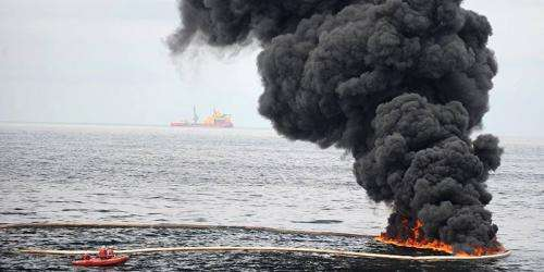 New study examines role of government in Deepwater Horizon oil spill