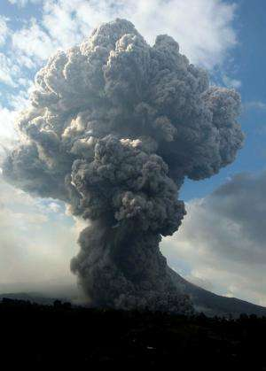Predicting volcanic eruptions and coping with ash rain