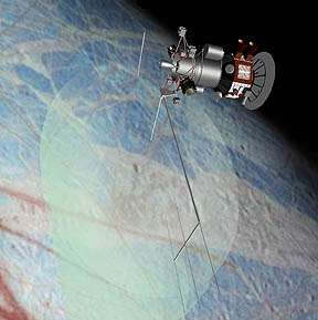 Radio signals from Jupiter could aid search for life