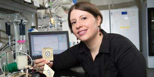 Researcher uses paper to tackle food-borne diseases