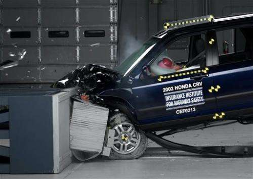 Safety agency to push for national air bag recall (Update)