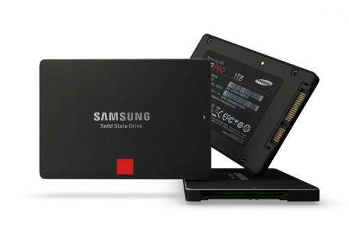 Samsung introduces new branded SSD powered by 3D V-NAND