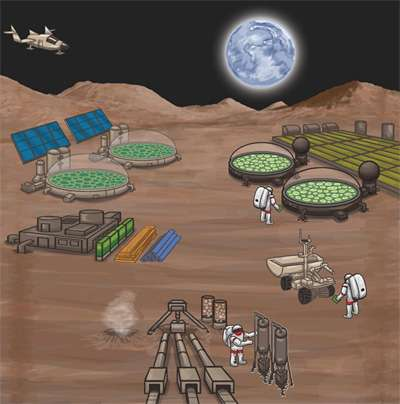 Synthetic biology could be big boost to interplanetary space travel