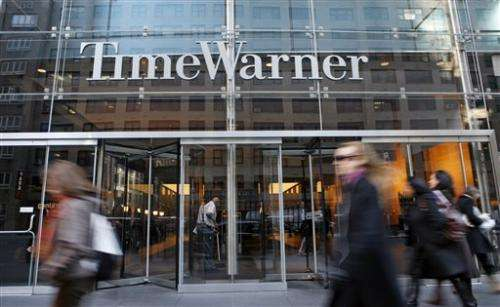 Time Warner boosts annual guidance