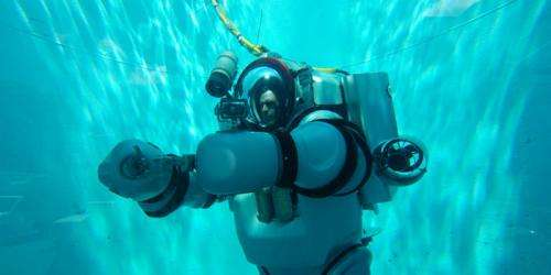 Researchers to use exosuit to explore ancient Antikythera wreck