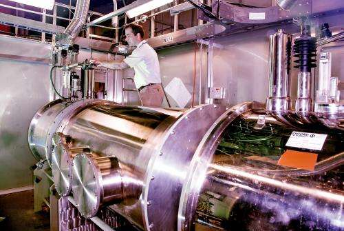Researchers aim to identify subatomic relics of the Big Bang