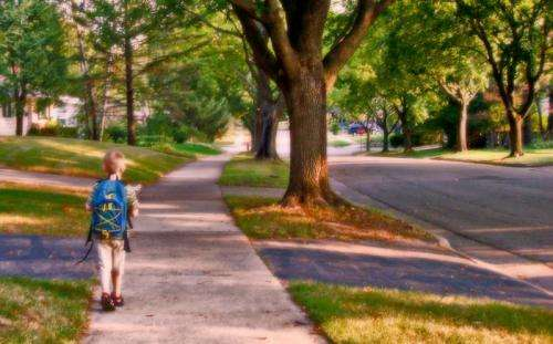 Overprotective mums hinder children's health