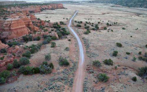 Archaeologists use drone to uncover ancient New Mexico village