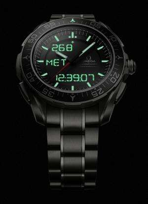 A watch for astronauts by ESA and Omega