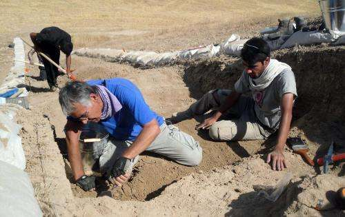 For archaeologists, Middle East conflicts create 'perfect sandstorm' of challenges