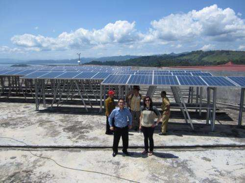 Increasing prosperity and a rising demand for energy in Indonesia mean opportunity for solar